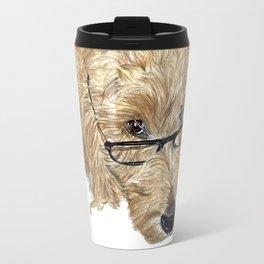 Goldendoodle Stella Travel Mug