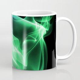 Smoke Green & blue Coffee Mug