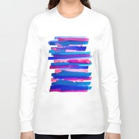 study Long Sleeve T-shirts featuring Color Study by Jacqueline Maldonado