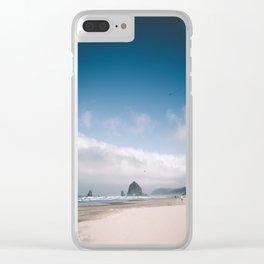 Cannon Beach V Clear iPhone Case