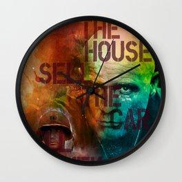 Apocalypse Now Wall Clock