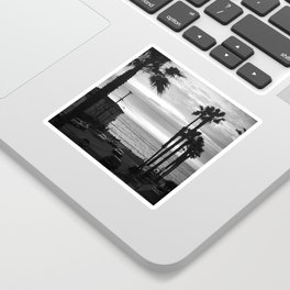 Classic Redondo Beach Sticker