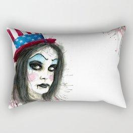 My Best Clown Suit Rectangular Pillow