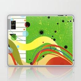 Jazz Background Laptop & iPad Skin