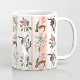 Botanical Stripes Coffee Mug