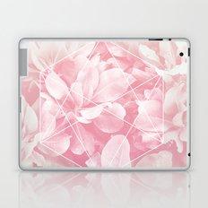 Botanic geometry garden Laptop & iPad Skin
