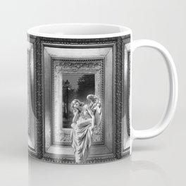 Angel of Bristol (BW) Coffee Mug