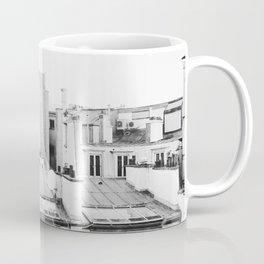Parisian Rooftops. Coffee Mug