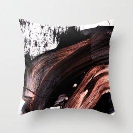 bs 1 Throw Pillow