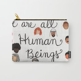 Human Beings 2 Carry-All Pouch