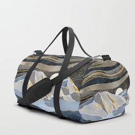 Metallic Sky Duffle Bag