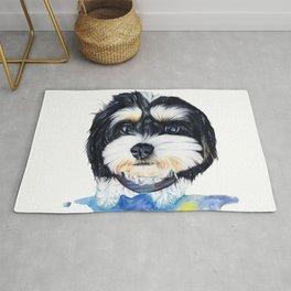 Shih tzu puppy Rug