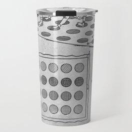 Twister game Travel Mug