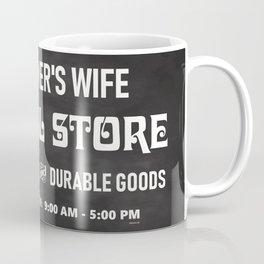 THE FARMER'S WIFE Coffee Mug