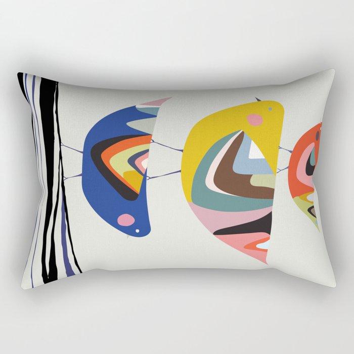 Family Tree Rectangular Pillow