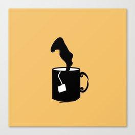 Cooling Mug Canvas Print