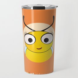 Becky the Bee Travel Mug
