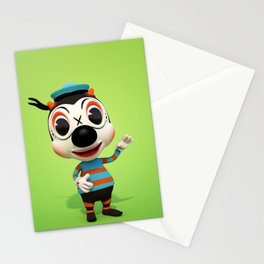 Bondzo the winglees BumbleBee Stationery Cards