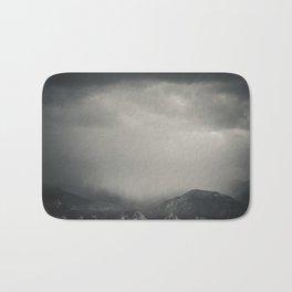 Storm: Sparta, Greece. Bath Mat