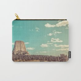Devil's Tower National Monument Wyoming Carry-All Pouch