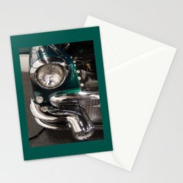 Head Lights Stationery Cards