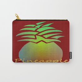 Pineapple Decor Carry-All Pouch