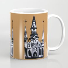 I Heart St. Louis Cathedral  Mug