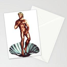 BIRTH OF NEPTUNE III Stationery Cards