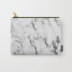 Marble #texture Carry-All Pouch