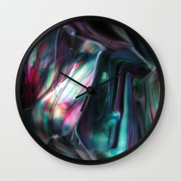 Morpho adularia Wall Clock