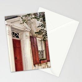 Charleston French Quarter Stationery Cards