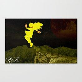 The Yellow: Yang Xiao Long Canvas Print