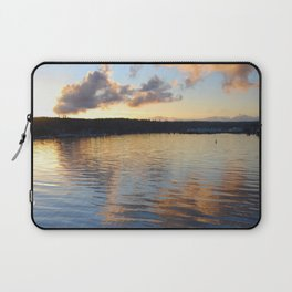 Arriving at Bainbridge Island Laptop Sleeve