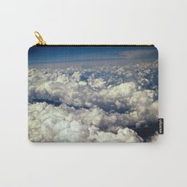 Mountainous Clouds Carry-All Pouch