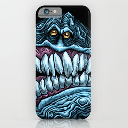 Gritty iPhone Case