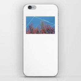Chemtrail iPhone Skin