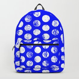 Distressed Spots Backpack