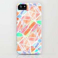 Pastello Peach iPhone (5, 5s) Slim Case