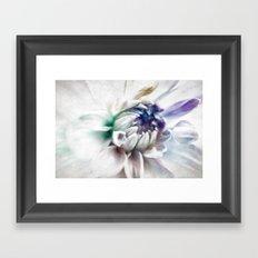 watercolor flower 2 Framed Art Print
