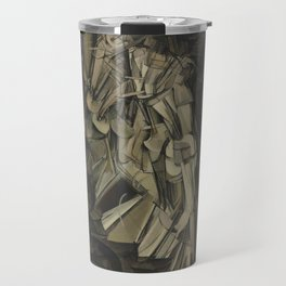 Marcel Duchamp - Nude Descending a Staircase, No. 2 Travel Mug
