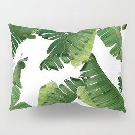 Banana Green Pillow Sham