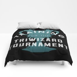 Training: Triwizard  Cup Comforters