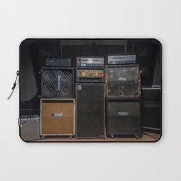 Heavy Metal Amp Stack Laptop Sleeve