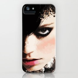Silly Lilly iPhone Case
