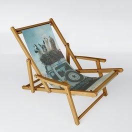ALPACA WANDERLUST II SUMMER EDITION Sling Chair