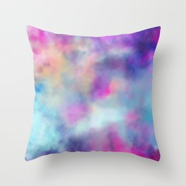Dream Three Throw Pillow