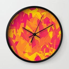 Shapes 015 Wall Clock