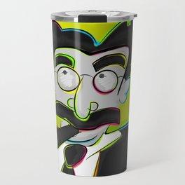 Groucho Marx Travel Mug