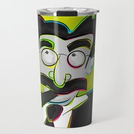 Groucho Marx Travel Mug