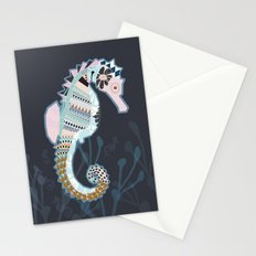 protect our sealife Stationery Cards